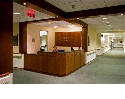 trix rosen nicu hospital interior photography greenwich